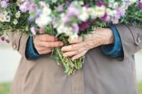 cvety v rukah