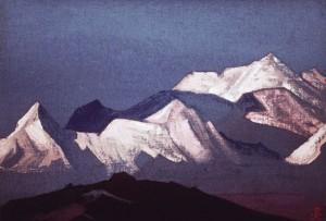 Svyashennie_Gimalai_Rozovie_gori_1933