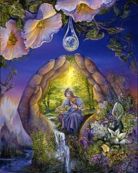 Josephine Wall, Thirst for knowledge